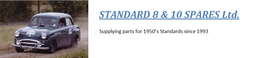 Standard 8 and 10 Spares Shop
